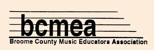 Broome County Music Educators Association
